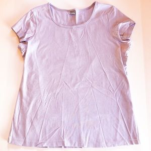 Old Navy Maternity T-Shirt, Lavender